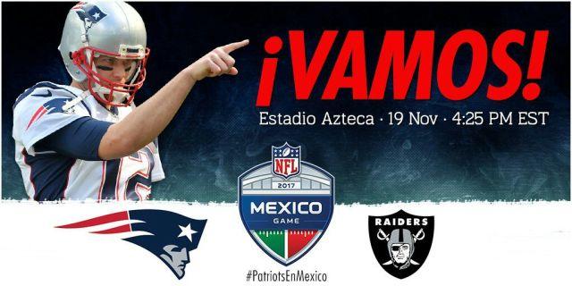 La NFL regresa a México