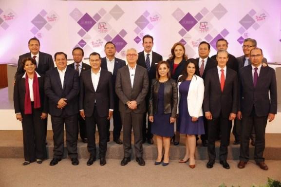 #EnVivo Debate de candidatos en el Estado de México