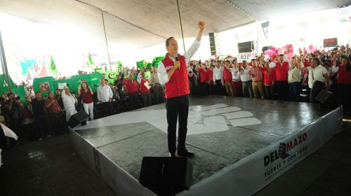 Duplicará Del Mazo número de becas para jóvenes mexiquenses