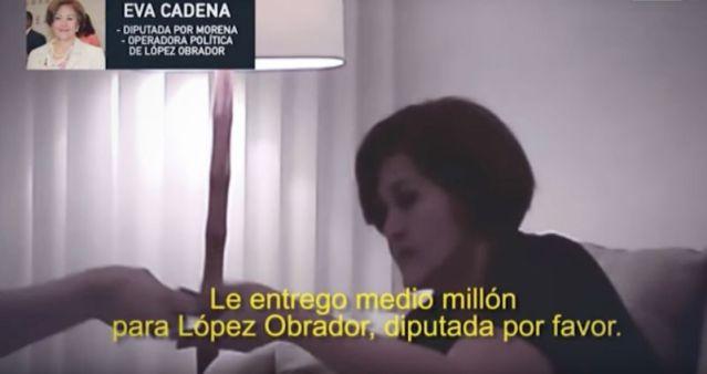 Eva Cadenas fue victima para afectar a Lopez Obrador: Polevnsky