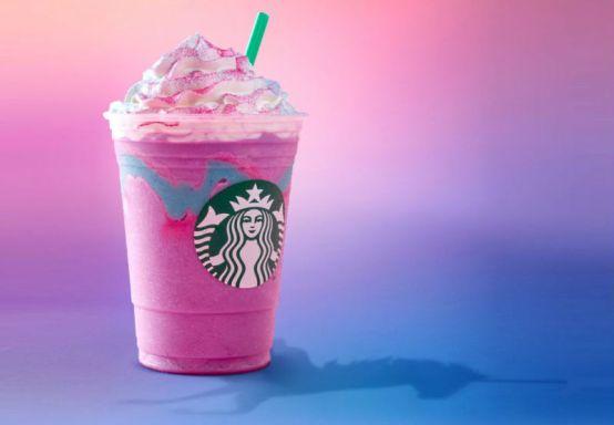 Qué lleva realmente el nuevo Unicorn Frappuccino de Starbucks