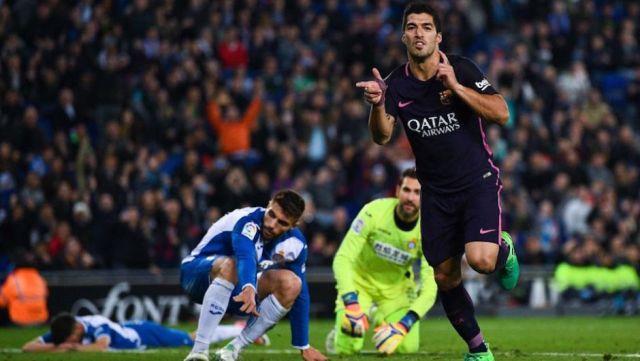 El Barcelona no cede ante el Real Madrid en la carrera por el título