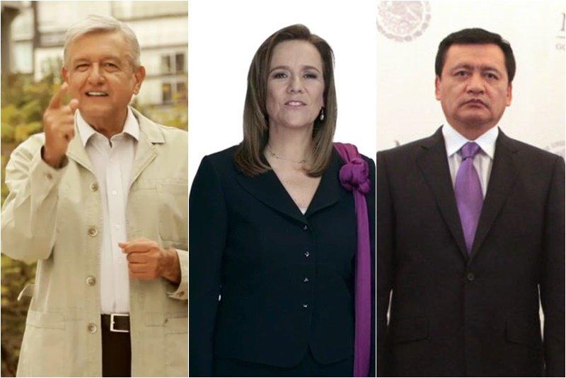 Andres Manuel encabeza encuesta de El Universal