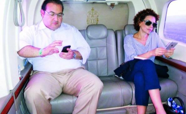 Contador implica a la esposa de Duarte