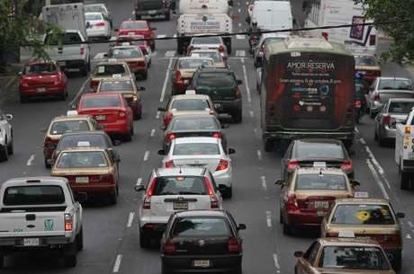 Hoy No Circulan autos con placa par