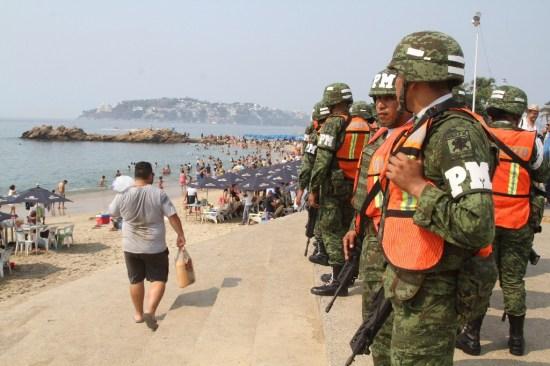Un muerto y seis heridos tras balacera en Acapulco
