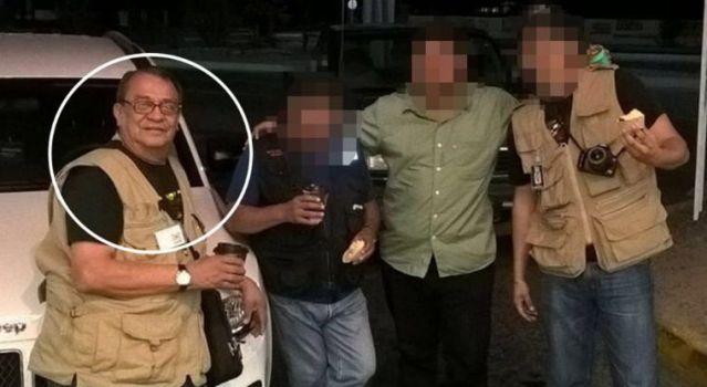 Matan a balazos al periodista Maximino Rodríguez Palacios