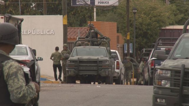 Tras muerte de 'Pancho Chimal' refuerzan seguridad en Culiacán