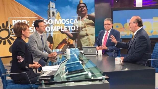 Reconoce Graco Ramírez que Juan Zepeda no puede ganar la elección