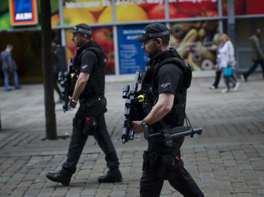Arrestan a tres personas relacionadas con el atentado de Manchester