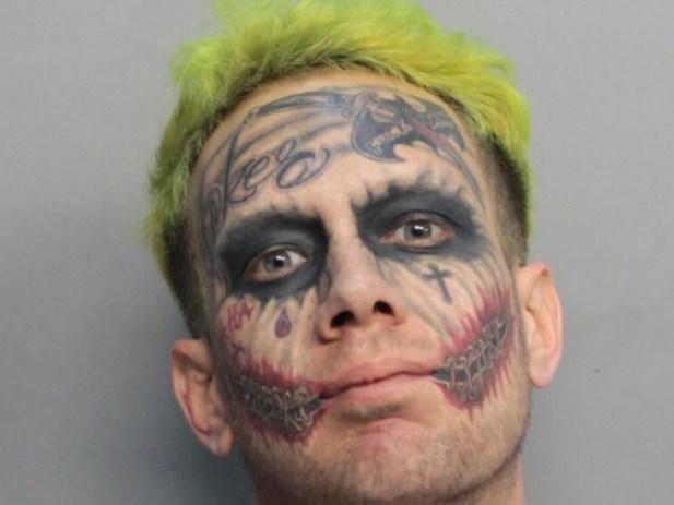 Arrestan al 'Joker' por apuntar pistola a automovilistas