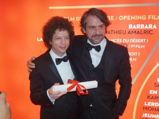 Michel Franco, 'honrado' por ganar en Cannes premio para México
