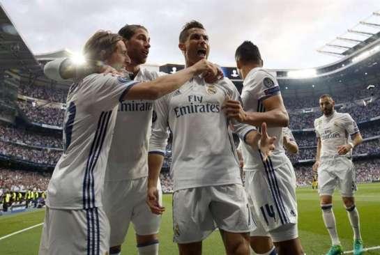 CR7 acerca al Real Madrid a la final de la Champions