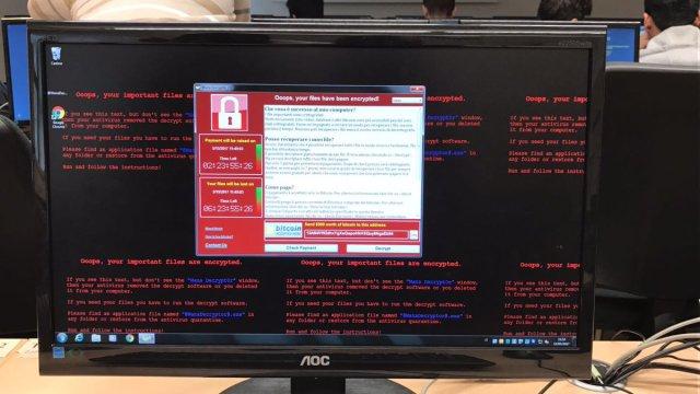 La ola de ataques informáticos masivos de se extiende por todo el mundo