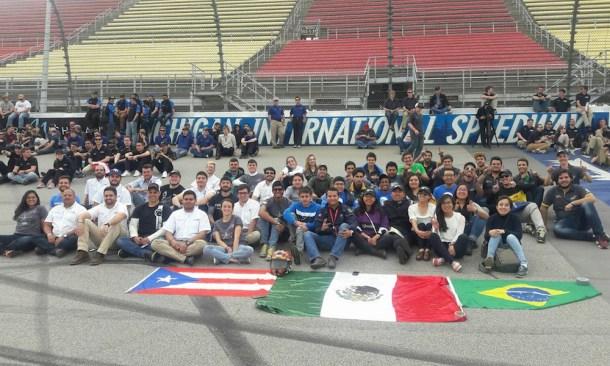 Representativo UAEM obtuvo tercer lugar en Competencia Internacional Fórmula SAE Michigan