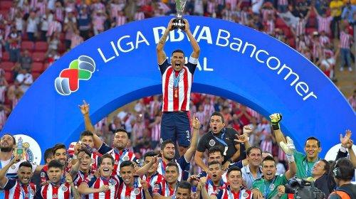 Chivas obtiene la doceava en la Liga mx