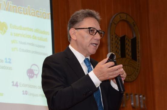 Reconoce Gobernador a nuevo rector de la UAEMex