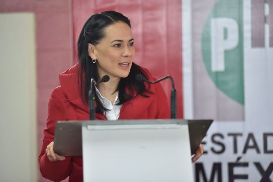 Alfredo Del Mazo tiene las mejores propuestas para los mexiquenses: Alejandra Del Moral