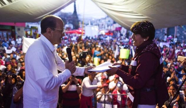 Díos no está de acuerdo con las dictaduras disfrazadas: Alejandro Solalinde