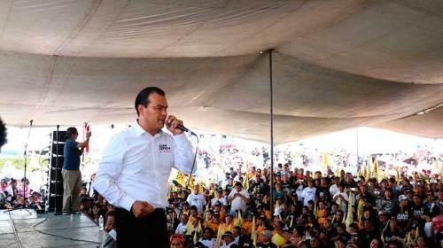 PT prefirió declinar que exhibirse el 4 de junio: Juan Zepeda