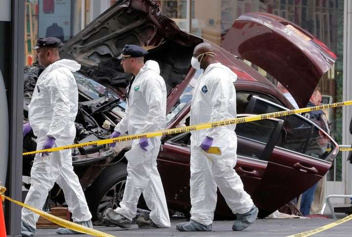Identifican a conductor que arrolló a multitud en Time Square