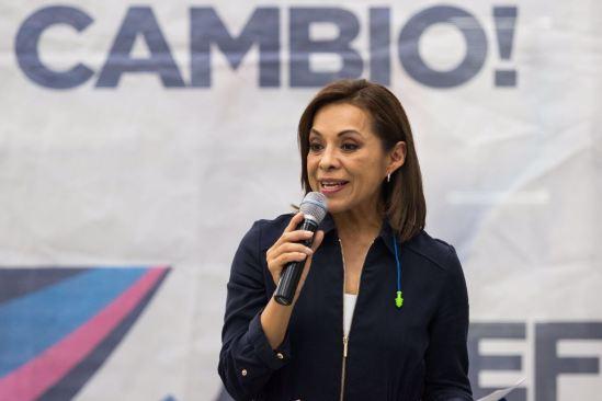 Pide Josefina Vázquez Mota a mexiquenses no desperdiciar su voto el 4 de junio