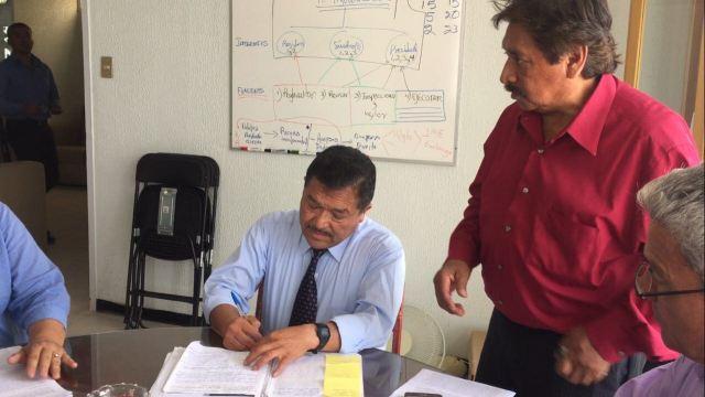 Piden a contraloría legislativa investigar presuntos desvíos de Delfina a Higinio