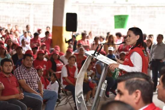 De la mano de las mujeres, Alfredo Del Mazo será gobernador: Alejandra Del Moral