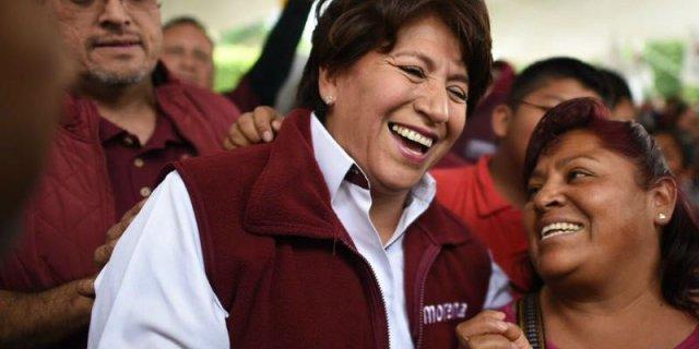 Investiga Fepade a Delfina Gómez por presunto desvío de recursos