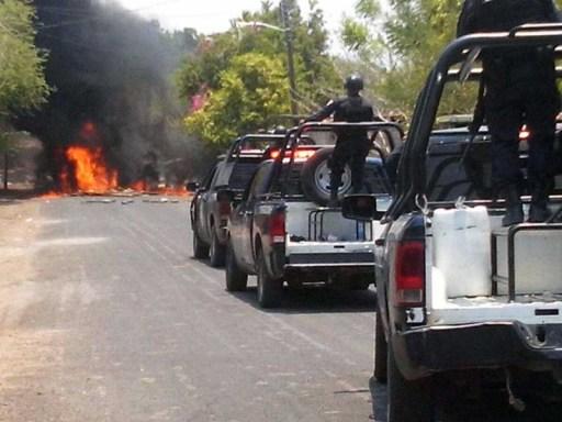 Niños criminales agreden a periodistas en Guerrero