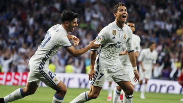 Real Madrid y Barcelona se disputan el título de la Liga de España