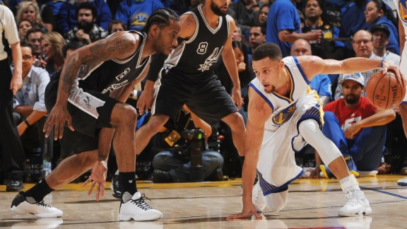 NBA: Warriors, por su tercera final consecutiva