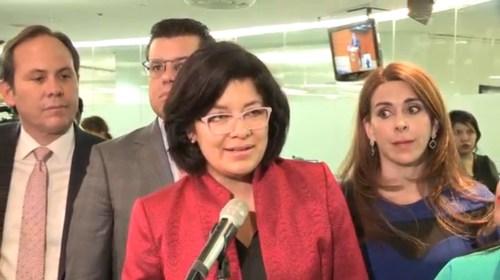 Morena anuncia su derrota en el Edomex: Martha Hilda