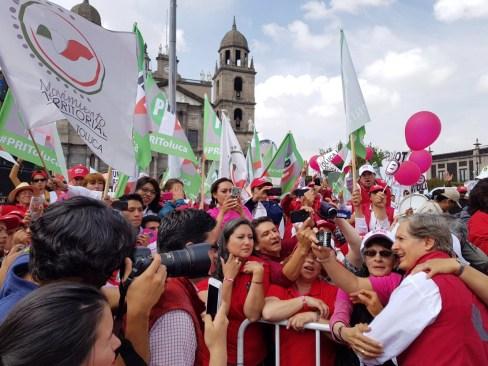 """""""Nuestra tierra y nuestro partido nos necesitan"""" Alfredo Del Mazo"""