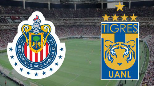 #ENVIVO: a Final, Chivas vs Tigres