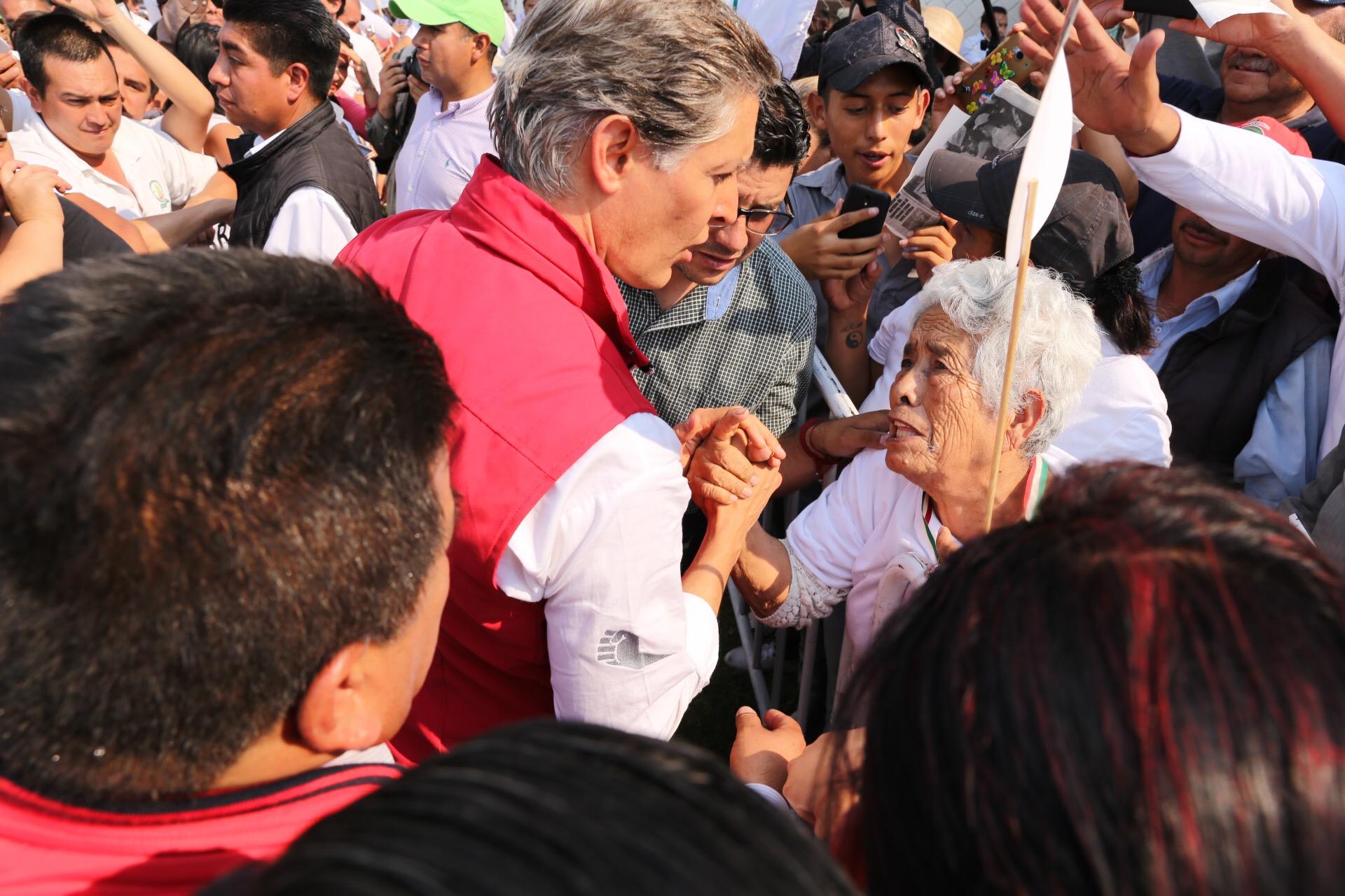 Del Mazo promete pensión universal a adultos mayores en el Edomex