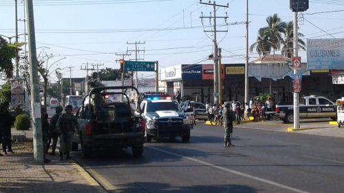 Asesinan a una persona en hotel frente a la Universidad Autónoma de Sinaloa