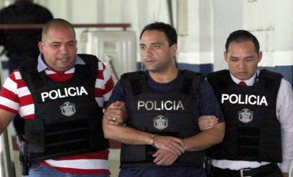 Roberto Borge llega a audiencia para legalizar detención en Panamá (+video)