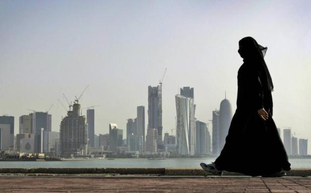 Cuatro países árabes rompen con Catar
