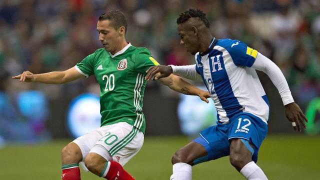 #ENVIVO México vs Honduras