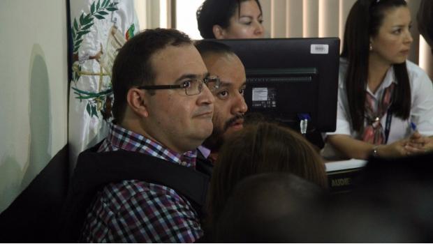4 de julio se definirá extradición de Javier Duarte