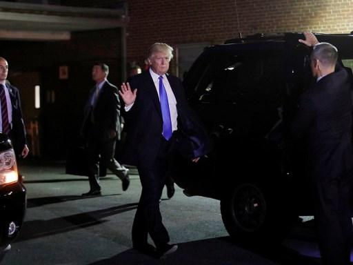 Trump realiza visita sorpresa a legislador republicano herido en tiroteo