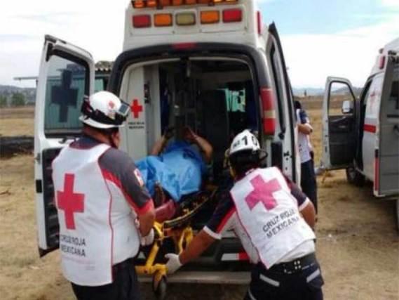 Cohetes explotan en Acambay; un muerto y nueve lesionados