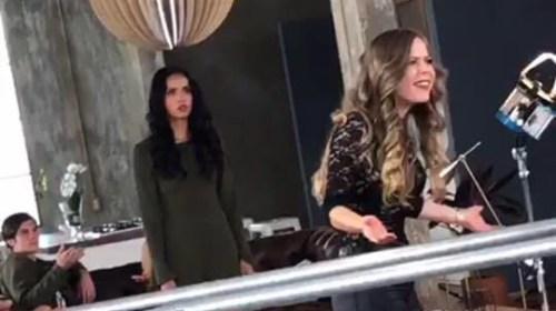 #LadyGüera Supuesta actriz estalla contra modelo y le dice 'prieta bajada del cerro'
