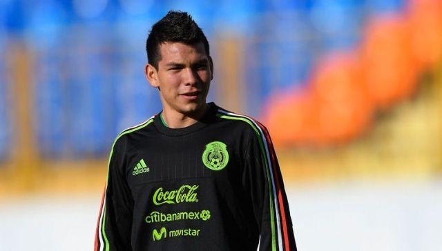 Hirving Lozano firma con el PSV