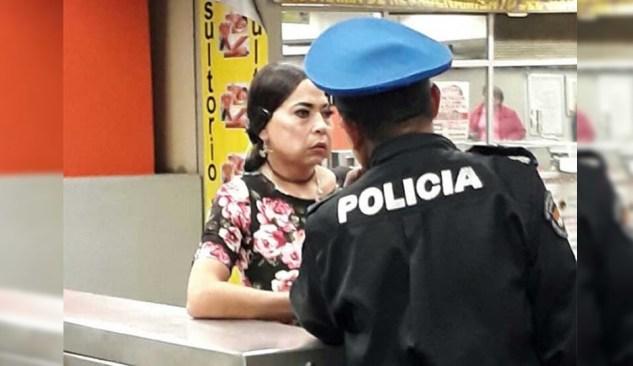 Se vestía de mujer para manosear mujeres en el Metro