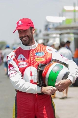 Michel Jourdain se proclama vencedor en León, conquistó la carrera estelar de la Nascar Peak México Series