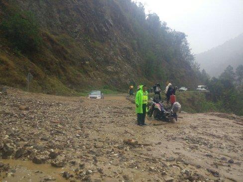 Beatriz causa daños en Oaxaca