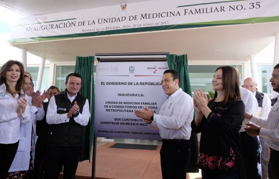 Anunciará IMSS el 24 de julio al ganador del fallo para la construcción del hospital de 144 camas en Pachuca