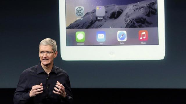 Apple presenta iOS 11 y otras novedades